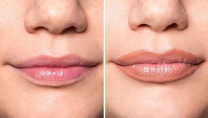 Fake Fuller lips