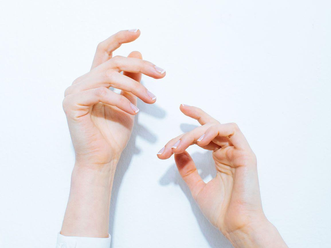 get hand modeling