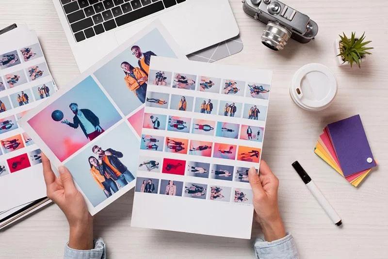 Create Impressive Portfolio
