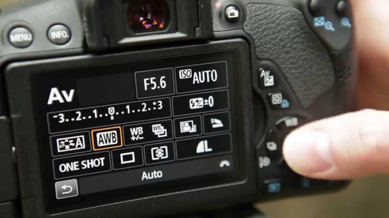 Setup Your Camera