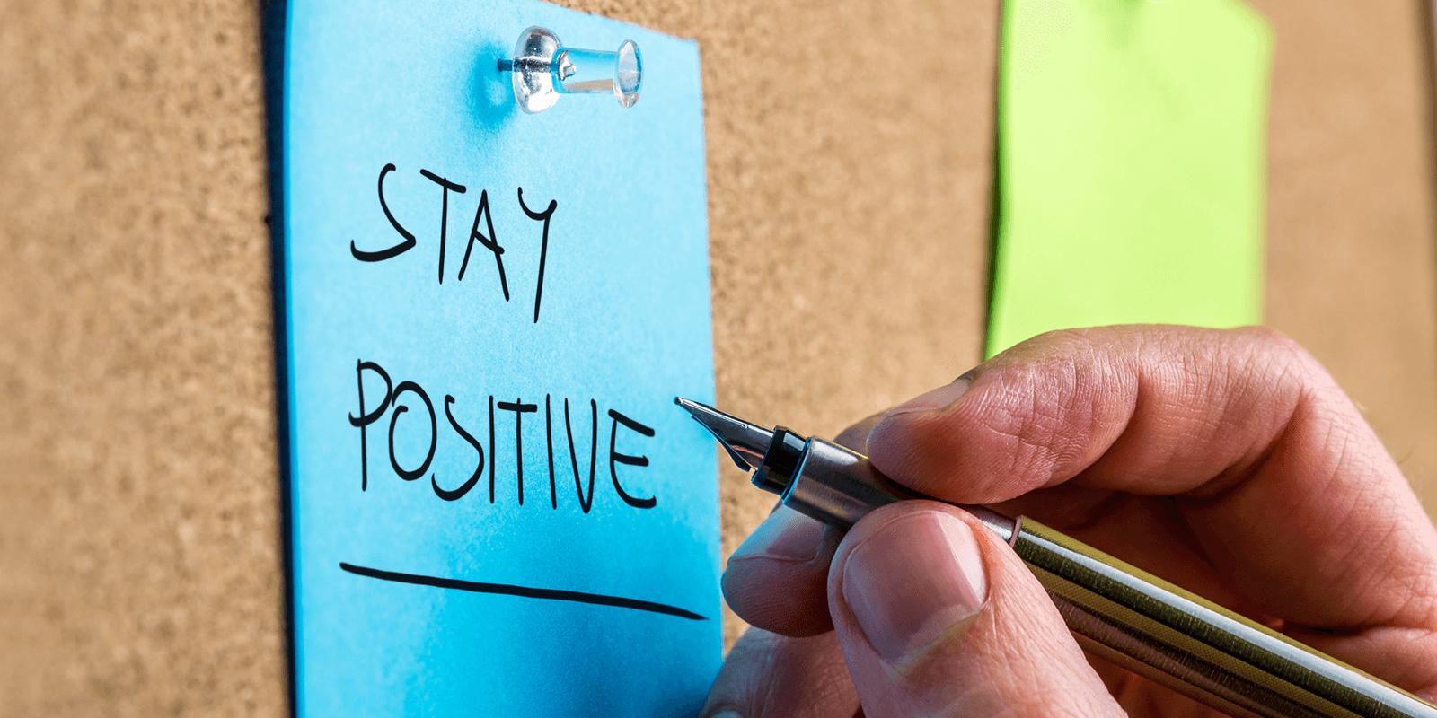 stay positive modelfactory